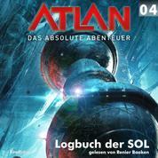 Atlan - Das absolute Abenteuer 04: Logbuch der SOL