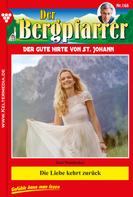 Toni Waidacher: Der Bergpfarrer 166 – Heimatroman