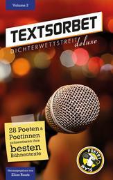 Textsorbet - Volume 2 - Die Poesie schlägt zurück