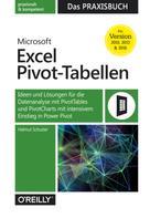 Helmut Schuster: Microsoft Excel Pivot-Tabellen: Das Praxisbuch ★★★★