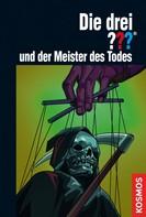 Kari Erlhoff: Die drei ???, und der Meister des Todes (drei Fragezeichen) ★★★★
