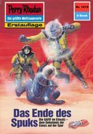 Horst Hoffmann: Perry Rhodan 1610: Das Ende des Spuks ★★★★★