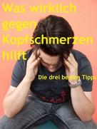 Daniel Fischl: Was wirklich gegen Kopfschmerzen hilft ★