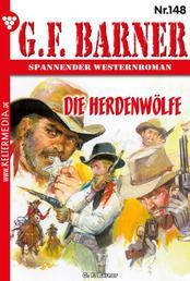 G.F. Barner 148 – Western - Die Herdenwölfe