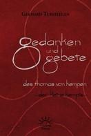 Gerhard Tersteegen: Gedanken und Gebete des Thomas von Kempen ★★★