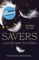 Rabea Blue: Savers - und es gibt sie doch ★★