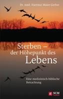 Hartmut Maier-Gerber: Sterben - der Höhepunkt des Lebens