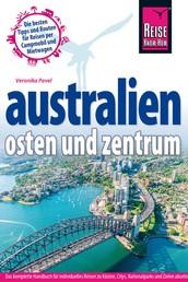 Australien Osten und Zentrum