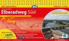 Otmar Steinbicker: ADFC-Radreiseführer Elberadweg Süd 1:75.000 praktische Spiralbindung, reiß- und wetterfest, GPS-Tracks Download