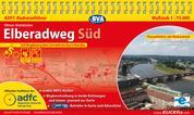 ADFC-Radreiseführer Elberadweg Süd 1:75.000 praktische Spiralbindung, reiß- und wetterfest, GPS-Tracks Download - Von Magdeburg über Dresden nach Bad Schandau