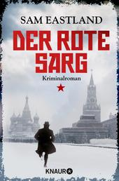 Der rote Sarg - Kriminalroman