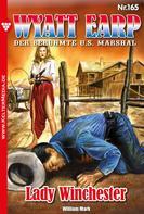 William Mark: Wyatt Earp 165 – Western ★★★★