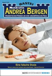 Notärztin Andrea Bergen - Folge 1332 - Eine falsche Dosis