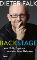 Dieter Falk: Backstage ★★★★★