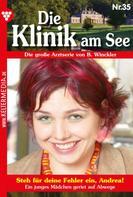 Britta Winckler: Die Klinik am See 35 – Arztroman