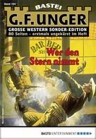 G. F. Unger: G. F. Unger Sonder-Edition 164 - Western ★★★★