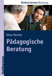 Pädagogische Beratung