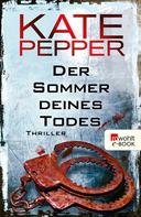 Kate Pepper: Der Sommer deines Todes ★★★★