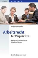 Wolfgang Hromadka: Arbeitsrecht für Vorgesetzte ★★