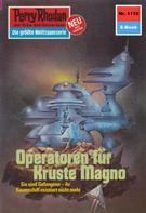 Ernst Vlcek: Perry Rhodan 1110: Operatoren für Kruste Magno ★★★★★