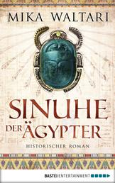 Sinuhe der Ägypter - Historischer Roman