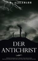 F.H. Achermann: Der Antichrist