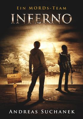Ein MORDs-Team - Band 24: Inferno (Finale des 2. Falls)