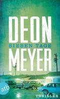Deon Meyer: Sieben Tage ★★★★