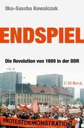 Endspiel - Die Revolution von 1989 in der DDR