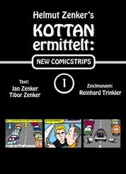 Kottan ermittelt: New Comicstrips 1