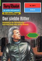 Susan Schwartz: Perry Rhodan 2071: Der siebte Ritter ★★★★★