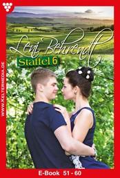 Leni Behrendt Staffel 6 – Liebesroman - E-Book 51-60
