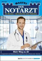 Karin Graf: Der Notarzt 349 - Arztroman