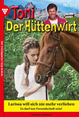 Toni der Hüttenwirt 209 – Heimatroman
