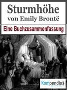 Robert Sasse: Sturmhöhe von Emily Brontë