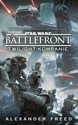Star Wars Battlefront: Twilight-Kompanie - Roman zum Videogame