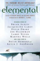 Steven Savile: Elemental: The Tsunami Relief Anthology
