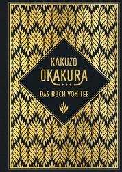 Das Buch vom Tee - Leinen mit Goldprägung
