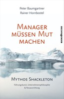 Peter Baumgartner: Manager müssen Mut machen