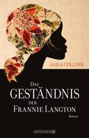 Sara Collins: Das Geständnis der Frannie Langton ★★★★