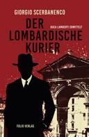 Giorgio Scerbanenco: Der lombardische Kurier ★★★★
