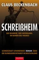 Claus Beckenbach: Schreißheim