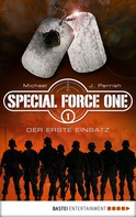 Michael J. Parrish: Special Force One 01 ★★★★