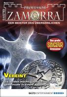 Andreas Balzer: Professor Zamorra 1141 - Horror-Serie ★★★★★