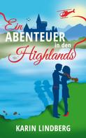 Karin Lindberg: Ein Abenteuer in den Highlands ★★★★