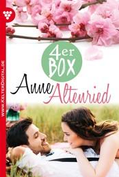 Anne Altenried 4er Box – Liebesromane - Julia und ihr Jäger – Die Fremde vom Geiereck – Er kam jenseits der Berge – Die Wildschützkönigin