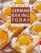 Dr. Oetker: Dr. Oetker: German Baking Today ★★★★★