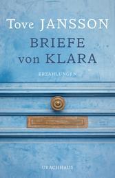 Briefe von Klara - Erzählungen