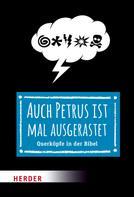 Professor Thomas Schwartz: Auch Petrus ist mal ausgerastet ★★★★