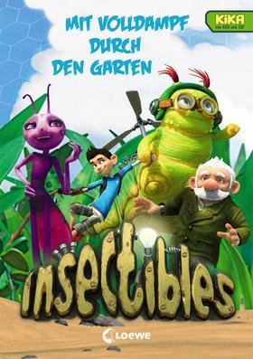 Insectibles (Band 2) - Mit Volldampf durch den Garten